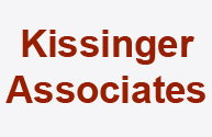 kissingerassociates